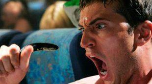 'Serpientes en el avión' se hace realidad en un vuelo a México