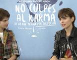 """Alba Galocha: """"Es muy fácil verse reflejado en los personajes de 'No culpes al karma..."""""""
