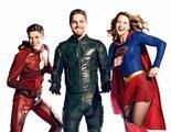 Primeras imágenes del gran crossover de superhéroes de la CW