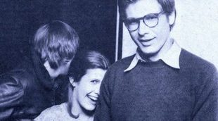 Cuando Mark Hamill casi pilló a Carrie Fisher y Harrison Ford teniendo sexo