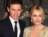 J.K. Rowling aclara las dudas de 'Animales Fantásticos' en las redes sociales