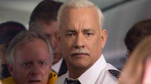 """Tom Hanks ('Sully'): """"Cuando hay turbulencias en un vuelo la gente me mira para que explique qué pasa"""""""