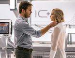 'Passengers': Jennifer Lawrence y Chris Pratt tratan de salvar la nave en el nuevo tráiler