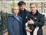 'Sherlock': Nuevas imágenes de la cuarta temporada presentando al bebé Watson