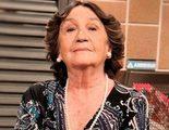 La muerte de Justi en 'La que se avecina' se rodó tres días antes del fallecimiento de Amparo Valle