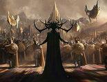 'Thor Ragnarok': Filtrada la imagen de la villana Hela desde el set de rodaje