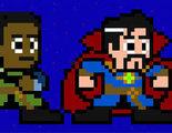 Llega la versión en 8-bit de 'Doctor Strange'
