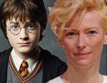 Por qué a Tilda Swinton no le gustan las películas de 'Harry Potter'