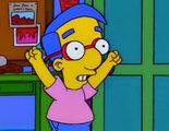 La increíble historia de cómo se creó a Milhouse, de 'Los Simpson'