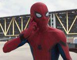Un clip de 'Spider-Man: Homecoming' desvela las alas de telaraña del traje de Tom Holland