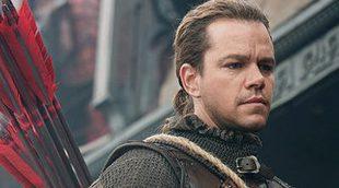 Matt Damon defiende su fichaje en 'La Gran Muralla'