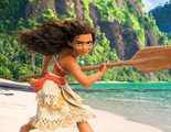 'Vaiana', la nueva princesa Disney, supera a 'Animales fantásticos' en la taquilla española