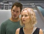 Jennifer Lawrence y Chris Pratt se enfrentan a un duelo de insultos con un claro vencedor