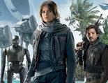 Clip exclusivo de 'Rogue One: Una historia de Star Wars' con Felicity Jones, Diego Luna y K-2SO
