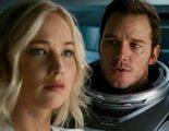 Las primeras críticas de 'Passengers' no se ven muy convencidas por lo nuevo de Jennifer Lawrence y Chris Pratt
