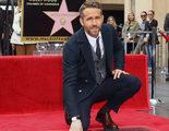 Ryan Reynolds celebra su estrella en el Paseo de la Fama con Blake Lively y sus dos hijas