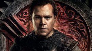 El rodaje de 'La Gran Muralla' con Matt Damon tiene nueva polémica