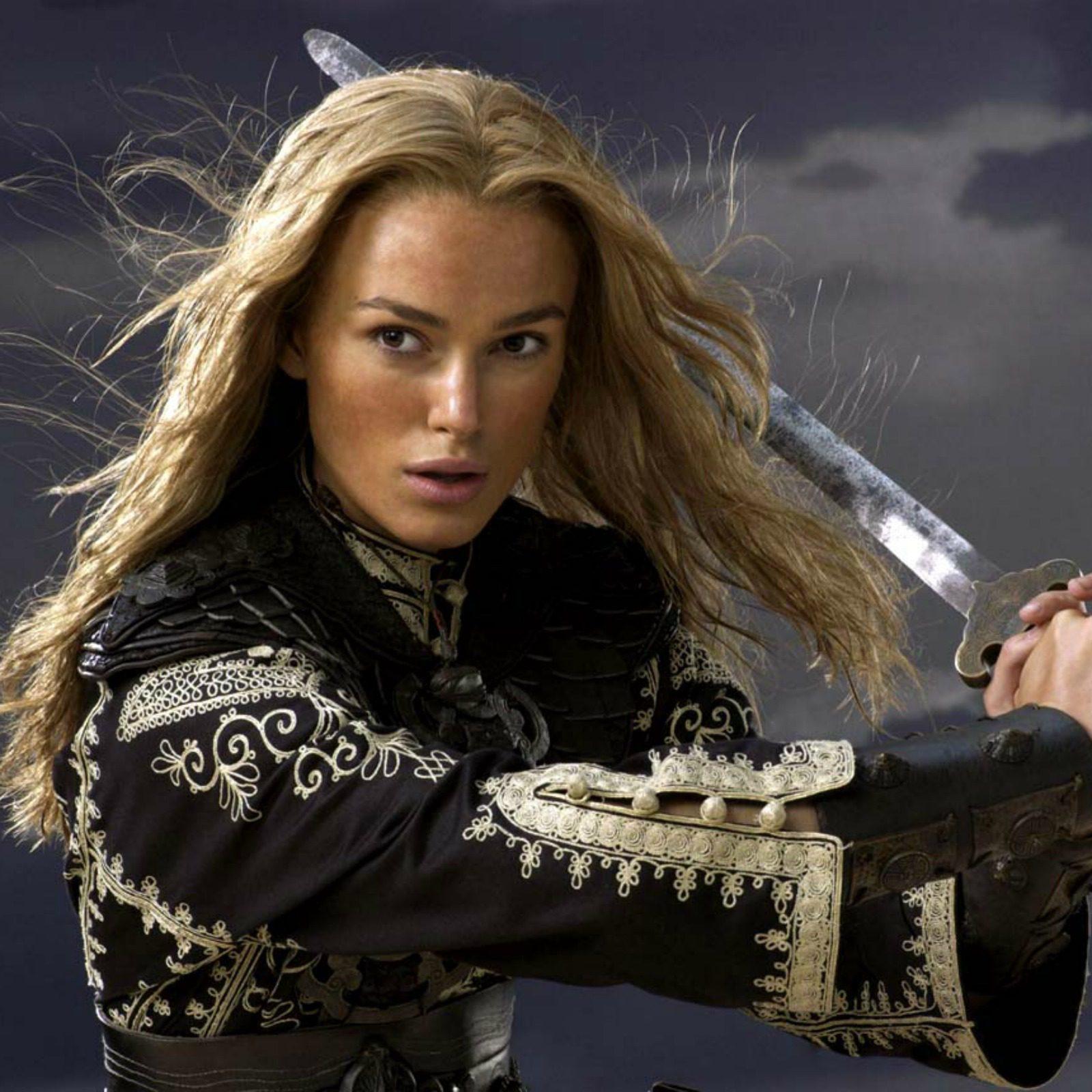 Aparecera Keira Knightley En Piratas Del Caribe La Venganza De