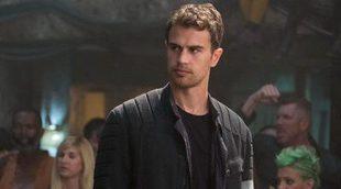 Theo James no estará en el final de 'La serie Divergente'
