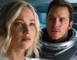 Clip exclusivo de 'Passengers' con Chris Pratt y Jennifer Lawrence jugando a las adivinanzas