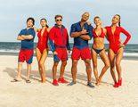 Así es la sexy felicitación navideña de 'Los vigilantes de la playa'