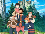 'Ronja, la hija del bandolero', la serie coproducida por Studio Ghibli, ya tiene fecha de estreno en España