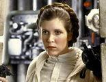 No te pierdas la genial escena eliminada de Carrie Fisher en el Episodio VII