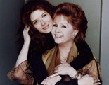 Debra Messing y el resto del reparto de 'Will & Grace' se despiden de Debbie Reynolds