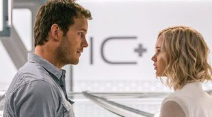 "Jennifer Lawrence ('Passengers'): ""Chris Pratt me hace reír cada dos minutos"""