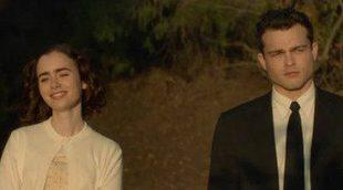 Por esto Lily Collins opta al Globo de Oro en 'La excepción a la regla'