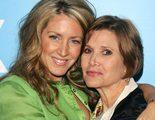 Joely Fisher rinde homenaje a su hermana Carrie Fisher: 'Perdisteis a la Princesa Leia, yo a mi heroína'