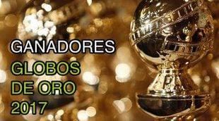 Lista completa de ganadores de los Globos de Oro 2017