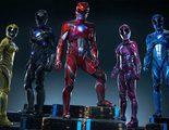 'Power Rangers': Nuevas imágenes de los Zords y el Ranger Rojo al detalle