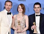 'La ciudad de las estrellas: La La Land' hace historia en unos Globos de Oro repartidos en las demás categorías