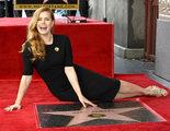 Amy Adams recibe su merecida estrella en el paseo de la fama