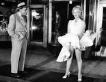 Hallado material inédito de Marilyn Monroe en la mítica escena de 'La tentación vive arriba'