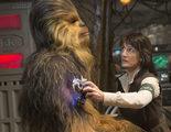 Escena eliminada de 'Star Wars: El despertar de la Fuerza' con un Chewbacca muy violento