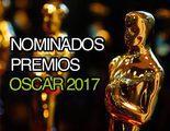 Lista de nominados a los Premios Oscar 2017