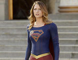 'Supergirl': Melissa Benoist canaliza a Supergirl en su genial pancarta de la Marcha de las Mujeres contra Trump