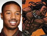 'Black Panther': Michael B. Jordan luce musculatura para interpretar al villano Killmonger