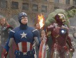 Marvel y Square Enix presentan el videojuego 'The Avengers Project' con este primer tráiler