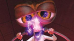 Nuevas imágenes de 'Monstruos contra alienígenas'