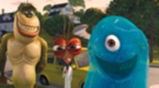 'Monstruos contra alienígenas', pasable gracias al 3D