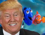 'Buscando a Dory', la historia de un pez 'extranjero', es la primera película vista en la Casa Blanca durante la era Trump