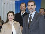 Felipe VI y doña Letizia celebran el cumpleaños del monarca con 'La La Land'