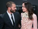 'Cincuenta sombras más oscuras': Dakota Johnson y Jamie Dornan brillan en la premiere en Madrid
