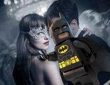 'Batman: La LEGO Película' ganaría en taquilla a 'Cincuenta sombras más oscuras' según las previsiones