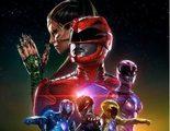 'Power Rangers': Aterriza el esperadísimo tráiler final con más acción, más Zordon y más Dinozords