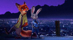 Los animales de 'Zootrópolis' protagonizan los póster de las películas nominadas a los Oscar