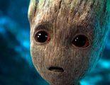 Nuevo póster de 'Guardianes de la Galaxia Vol. 2' con Bebé Groot jugando con dinamita y a punto de saltar por los aires